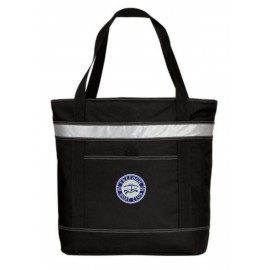 Port Authority® Tote Cooler. BG118. - Black