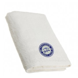 Port & Company® - Beach Towel. PT42. - White