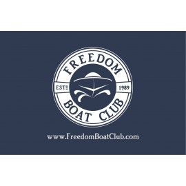Freedom Boat Club Flag 2' x 3'