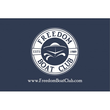 Freedom Boat Club Flag 2' x 3' - APS Promotional Solutions