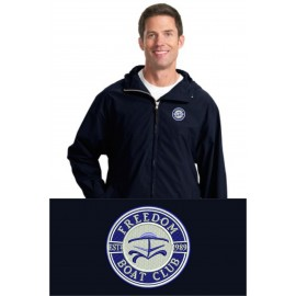 Port Authority® Seattle Slicker. J771. - Navy/Navy