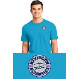 District® - Young Mens Very Important Tee®. DT6000. - Light Turquoise