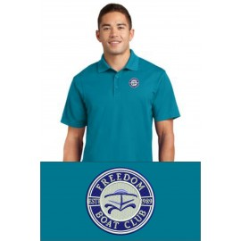 Sport-Tek® Micropique Sport-Wick® Polo. ST650. - Tropic Blue