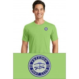 Port & Company® Essential Blended Performance Tee. PC381. - Lime